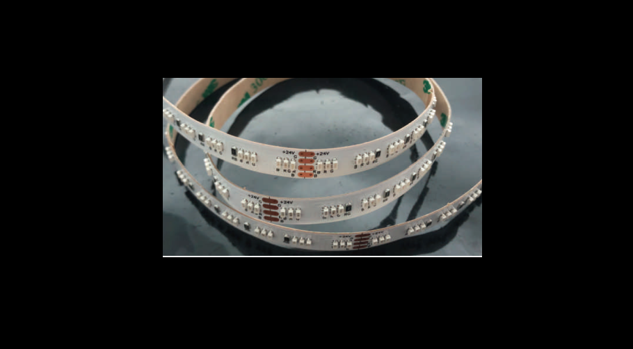 NUOVA STRIP LED R+G+B 2110